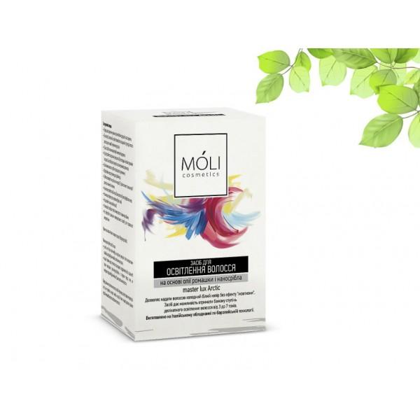 Порошок для осветления волос Moli
